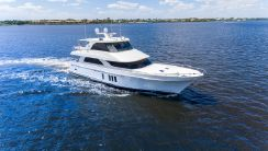 2014 Ocean Alexander 78 Enclosed Bridge