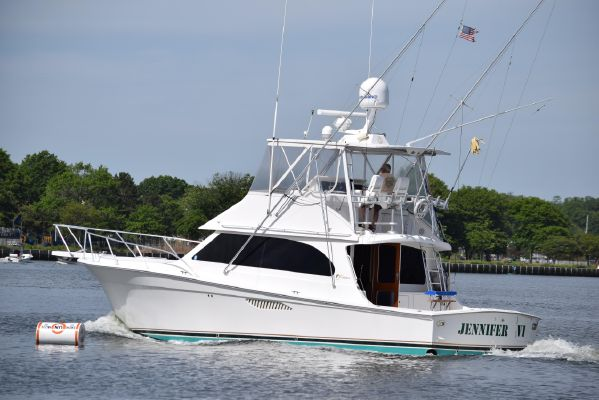 Egg Harbor Sport Fisherman 2006 Egg Harbor 43'
