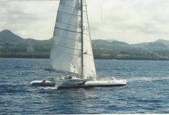 1988 Offshore Racing Renaissance Owen Trimaran