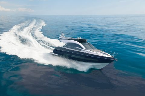 2020 Fairline Squadron - Manufacturer Provided Image: Fairline Squadron 53