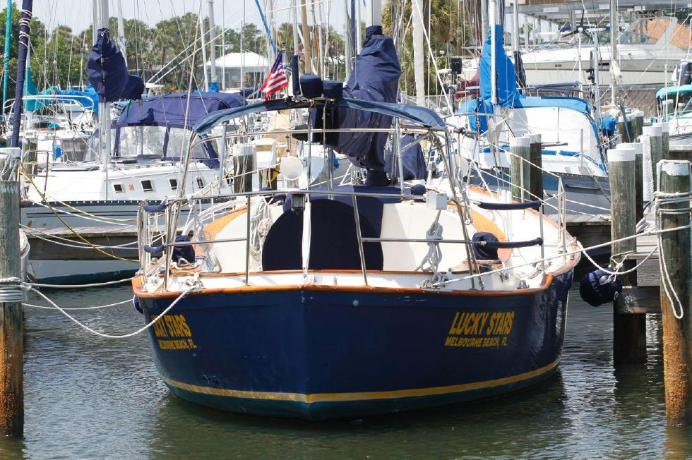 1982 Southern Cross 35 Cutter