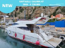 2008 Raffaelli CALIMA 47