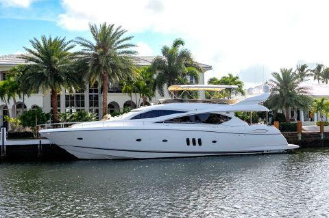 2005 Sunseeker Flybridge