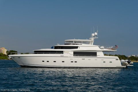 2007 Johnson 87 MOTOR YACHT