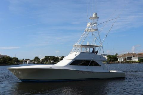 2001 Viking 55 Sport Fisherman