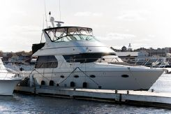 2003 Carver 450 Voyager Pilothouse