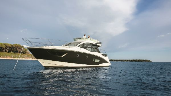 Beneteau Gran Turismo 50 Sportfly Manufacturer Provided Image