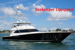 2010 Viking Sportfish with Seakeeper