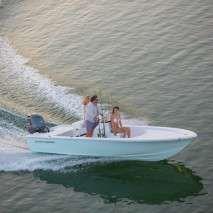 Sportsman Boats Island Bay 20