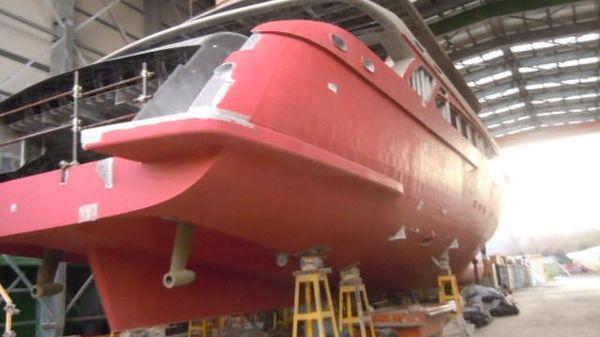 Custom 40m Unfinished Yacht