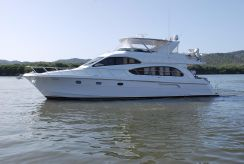 2003 Hatteras Raised Pilot House MY