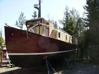 1948 Marine Supply Custom Tug