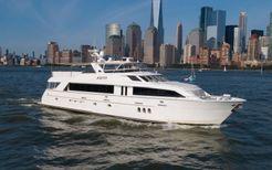 2005 Hatteras 100 Motor Yacht