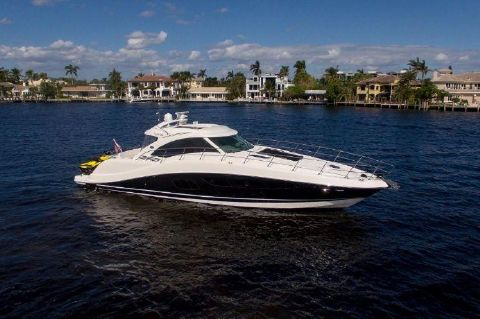 2012 Sea Ray 580 Sundancer