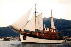 2000 Greek Luxury Motorsailer Unknown