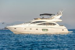 2008 Sunseeker Manhattan 70