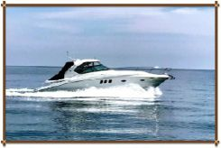 2011 Sea Ray 390 Sundancer