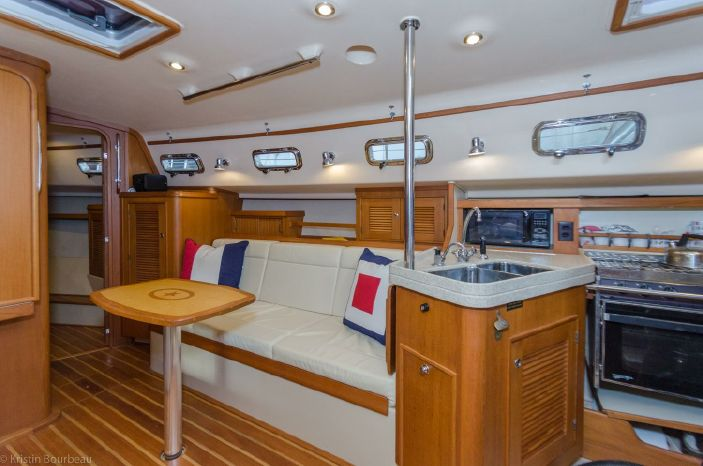 2004 Island Packet For Sale Maine