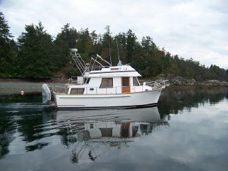 1987 Chb 34 trawler