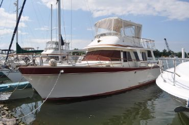 1985 Pt 42 Performance Trawler