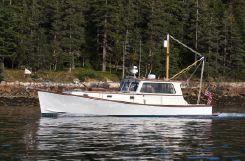 2021 John Williams Boat Co. Stanley 38