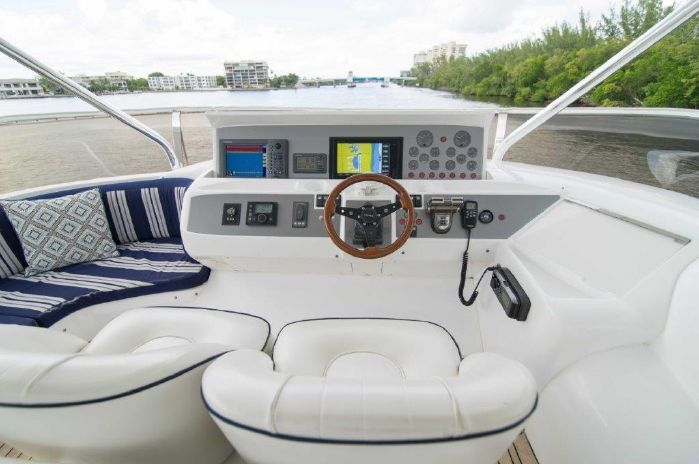 2006 Viking Sport Cruisers Brokerage BoatsalesListing