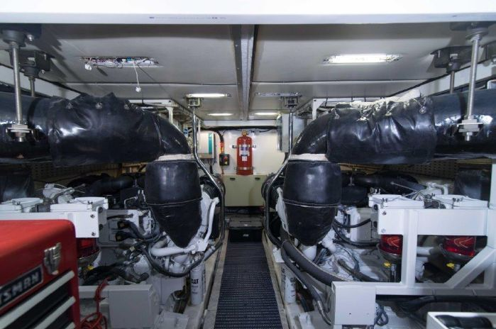 2006 Viking Sport Cruisers Brokerage Sell