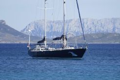 1995 Custom KETCH ELENDIL