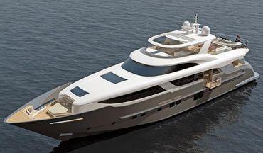 2022 Monte Fino S 35M Custom Superyacht