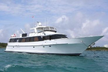 1991 Vantare Custom Flybridge Motoryacht