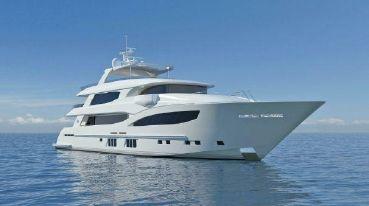 2022 Monte Fino S 40M Custom Superyacht
