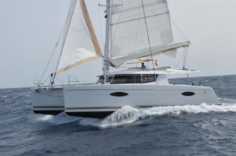 2013 Fountaine Pajot Helia 44 - Manufacturer Provided Image: Fountaine Pajot Helia 44