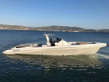 2018 Custom BSK skipper 120 tender
