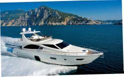2012 Ferretti Yachts 750 HT