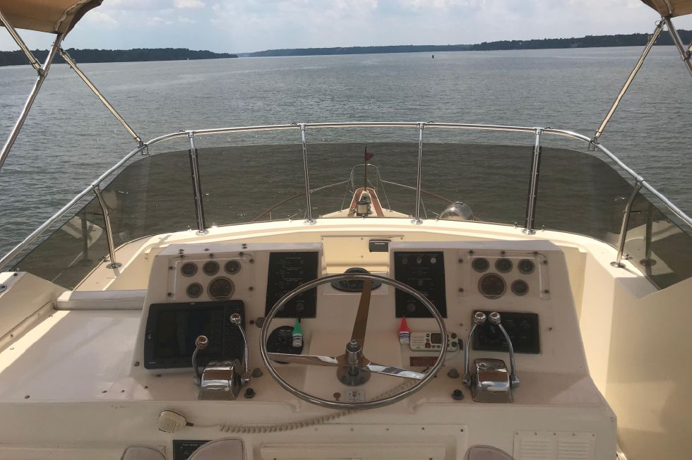 1980 Hatteras 53 Classic