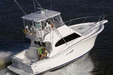 2009 Luhrs 35 Convertible - Manufacturer Provided Image