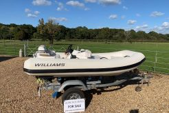 2014 Williams Jet Tenders 325