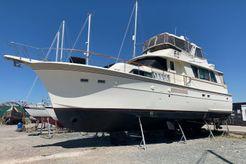 1983 Hatteras 53 ED Motor Yacht