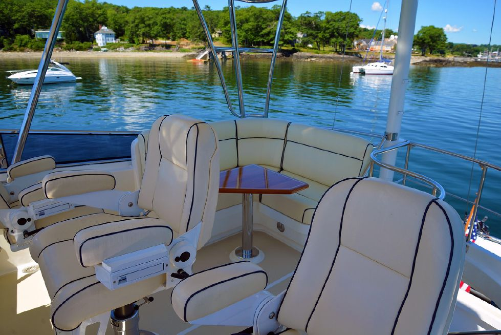 2007 Grand Banks Eastbay 47 47 Boats for Sale - Yachting