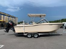 1996 Mckee Craft Hammerhead 220