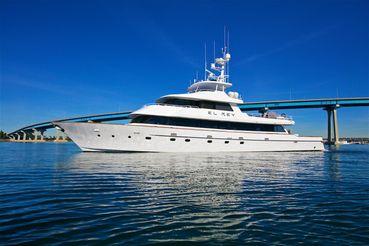 1987 Motor Yacht Deep Sea Marine Yacht Fisher