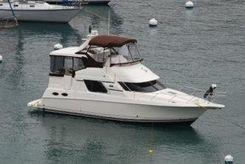 2000 Silverton 392 Motoryacht
