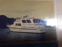 1986 Jefferson Marquessa Extended Deckhouse Motor Yacht