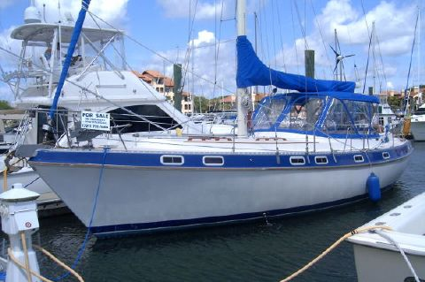 1989 Morgan Classic Sloop - Photo 1