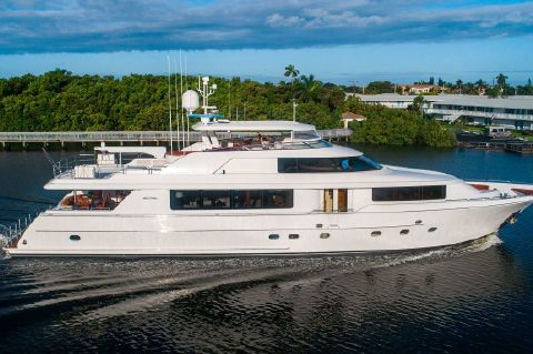 2007 Westport Raised Pilothouse Motoryacht