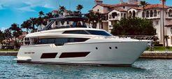 2018 Ferretti Yachts 850 Motoryacht