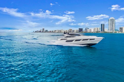 2017 Sunseeker Predator 68 - Profile Picture