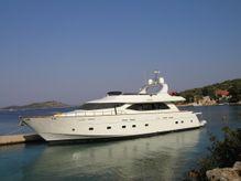 2003 Benetti Sail Division 80 Custom