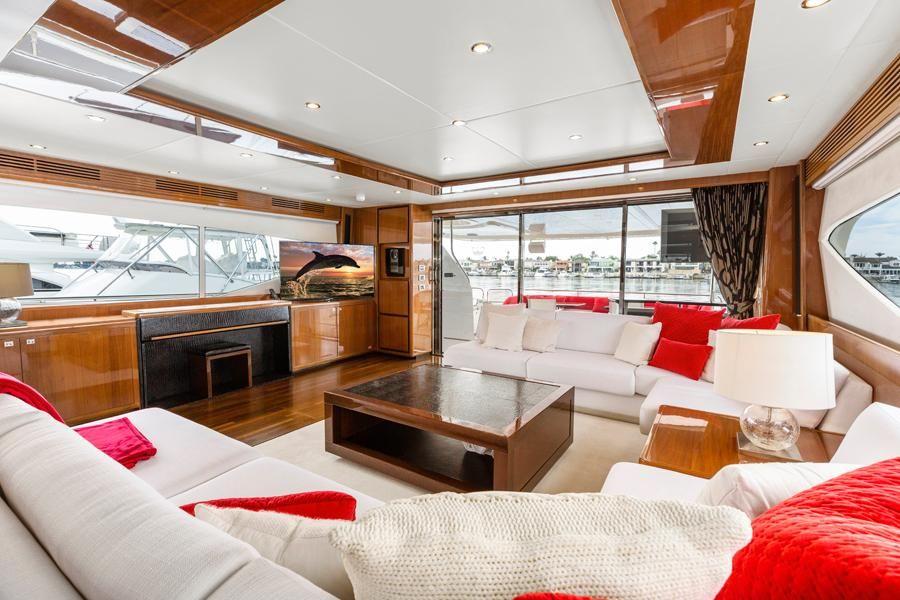 Princess 95 Motoryacht Interior