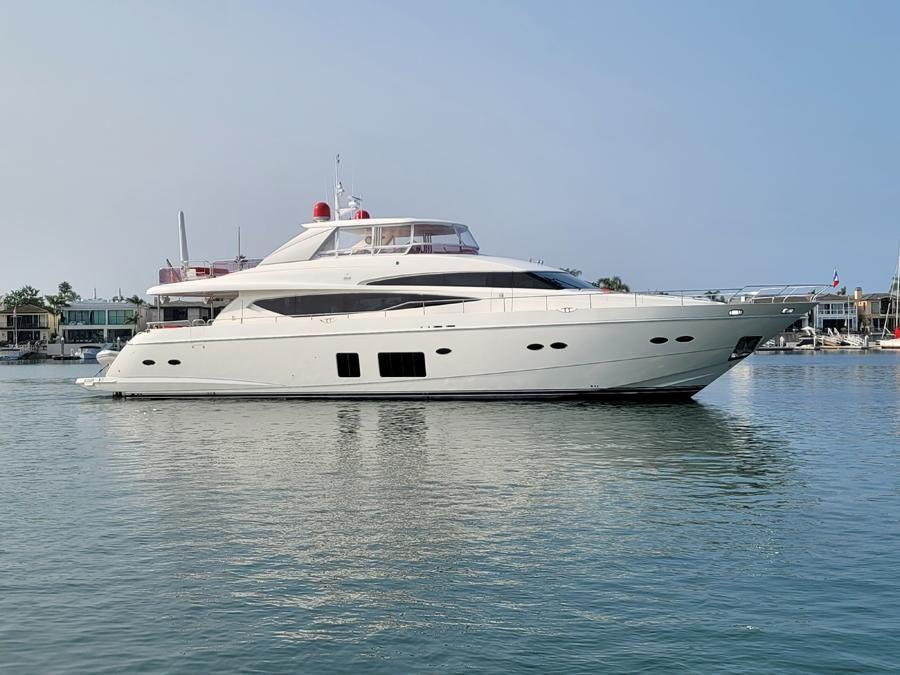 Princess 95 Motoryacht for sale in Newport Beach